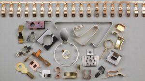 Asst Four-Slide Parts