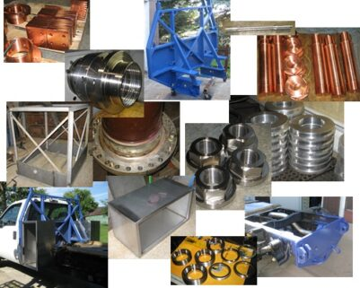 Assorted Manufactured Parts